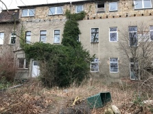 Nicht ins Heft gelangt: Objekt von Lokaltermin, der heutige Zustand des ehemaligen Herrenhauses