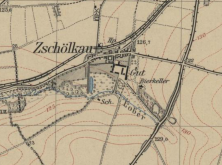 Im Heft Abb. 4: Zschölkau 1926